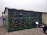 Camera del contenitore di prezzi di fabbrica/accampamento prefabbricati contenitore del camuffamento da vendere