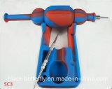 De kleurrijke Collector van de Nectar van het Silicone van de Waterpijp van het Silicone van de Basis van de Beker van de Recycleermachine van de Installatie van de SCHAR