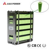Batería recargable del litio LiFePO4 de 12.8V 12V 100ah para el almacenaje solar
