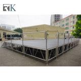 Stadium van het Aluminium van Rk het In het groot Draagbare/Mobiele voor de OpenluchtGebeurtenis van het Overleg