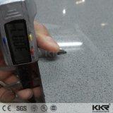 Kkrの高い光沢のある水晶平板の人工的な大理石