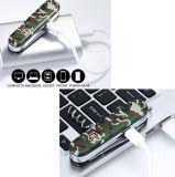 Faca portátil multifuncional Acendedor de carregamento USB à prova de vento mais leve