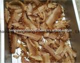 El chino mejor venta de carne cocida oblicuos Cortadora, máquina cortadora de hortalizas, la zanahoria/plátano /Máquina cortadora de pepinos