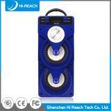 Altavoz portable al aire libre FM de Bluetooth de los multimedia activos