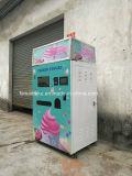 Neuer Entwurfs-Münzeneiscreme-Verkaufäutomat/Eiscreme-Maschine/Eiscreme-Maschinerie
