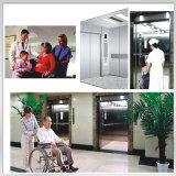 Elevatore del letto di ospedale di sicurezza di economia di spazio di FUJI per il fornitore paziente