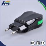 caricatore del USB delle porte dell'adattatore accessorio di corsa del telefono mobile 5V/2.1A singolo