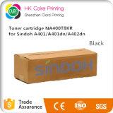 cartucho de toner de la producción del negro de 8k Na400t8kr Ex-Hola para Sindoh A401 A401dn A402dn
