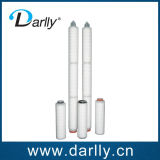0,1 micron PVDF Cartouche de filtre plissé à membrane