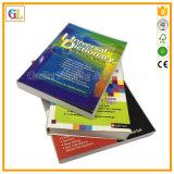 Alto servicio de impresión Softcover nuevo del libro de Qaulity