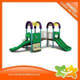 Preschool напольное скольжение игры задворк оборудования спортивной площадки
