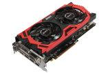 AMD RX470 RX480 RX570 RX580 de la tarjeta GPU para Eth Ech etc Minería Bitcoin PCI de alto rendimiento de 256 bits de memoria DDR5 4GB 6GB 8GB 16GB RX-580 Rx 580 Tarjeta de gráficos de minería de Bitcoin