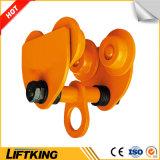 Вагонетка Liftking ручная с регулируемым лучем (MT-0.5)