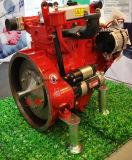 Водяной насос с водяным охлаждением установлен дизельный двигатель для орошения сельскохозяйственных