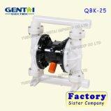 플라스틱 고압 공기에 의하여 운영하는 두 배 격막 펌프