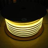 極めて薄い120V/230V/12V/24V LEDのネオン屈曲ロープライト