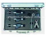 Trois points électronique imperméable à l'eau à l'intérieur du micromètre, IP54