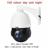 HD 1080PのスターライトPoe 20Xの光学ズームレンズの速度PTZ IPのカメラ