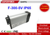 새로운 DC 5V 300W 방수 SMPS는 산출 시리즈 엇바꾸기 전력 공급을 골라낸다