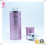 Bottiglia di alluminio delle estetiche con la bottiglia impaccante colorata della protezione