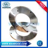 Тип машина диска стана порошка пластичного покрытия PVC LDPE/с системами Micronzing