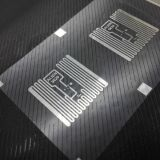 La frequenza ultraelevata passiva RFID di H3 Aln9629 asciuga l'intarsio o ha bagnato l'intarsio