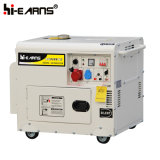 7kw Utilisation domestique silencieux prix de groupe électrogène diesel (DG8500SE)