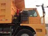 70 Tonne Sinotruk HOWO 6X4 Bergbau-Speicherauszug-/Tipper-LKW
