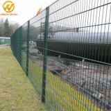 철도를 위해 검술하는 2*2.5m 직류 전기를 통한 강철 용접된 메시