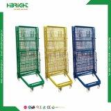Contenitore della gabbia del rullo della maglia di memoria del magazzino (HBE-RC-3)