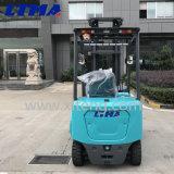 Calidad Durable Buen Precio 2,5 ton Carretilla elevadora eléctrica