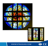 最もよい品質セリウム及びISO9001の透過教会ガラス