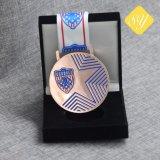 供給の最もよい品質亜鉛合金中国はメダルマレーシアをカスタム設計する
