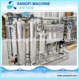 Машина фильтра питьевой воды системы очистителя воды RO активно озона углерода UV