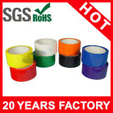 Rotes anhaftendes Verpackungs-Band der Farben-BOPP (YST-CT-010)