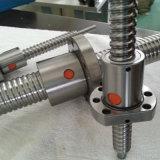 Нулевой осевой зазор шаровой головкой гайки Sfu Ballscrew04005-4 против боковой зазор для Центробежный вентилятор