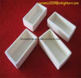 Chiatta di ceramica di vendita di allumina di figura di ceramica calda del crogiolo