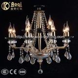 O projeto mais recente venda quente candelabro de ouro de Metal Light