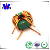 フェライト磁心の円環形状磁気リング誘導器共通のモード誘導器