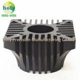 Aluminium 6061 die CNC Heatsink met het Nauwkeurige CNC Machinaal bewerken van het Malen machinaal bewerken
