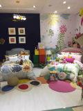Кровать оптовой продажи сразу дешевая с двойным размером домашней мебели (MB1105)