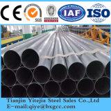 Buis 6063 Aangepaste Pijp 6063 van het aluminium van het Aluminium