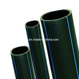 Tubulação do plástico do HDPE da fonte de água do preço SDR21 razoável do Dn 140mm