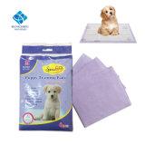60*60cm Urin-saugfähige Hundetrainings-Auflage, Haustier-Produkt-kundenspezifisches Verpacken