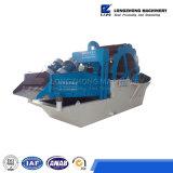 Machine à laver hydraulique de sable de cyclone pour la réutilisation fine de sable