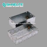 La caja de metal precio barato Conmutador con certificado CE OEM