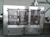 Terminar la máquina de rellenar embotelladoa del agua mineral 3 in-1