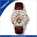 新しい油圧のダイヤルはInterchangableストラップが付いているスイスのロンダの水晶動きの腕時計を作った