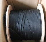 De 2 Núcleos de gama alta en el interior de la mariposa Cable de fibra óptica FTTH