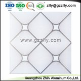 12 лет опыта декоративного искусства алюминиевых подвесных потолках плитки